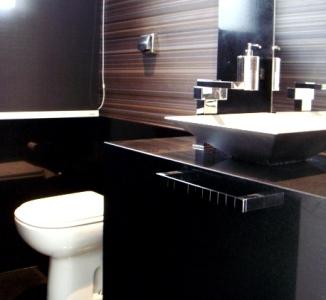 decoração de lavabos pequenos Decoração de Lavabos Pequenos