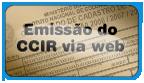 emitir ccir via web INCRA: Emissão de CCIR