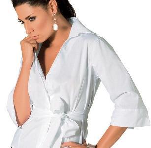 modelos de blusas sociais 2 Modelos de Blusas Sociais