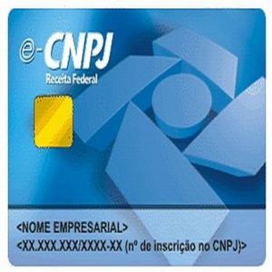 Cartão de CNPJ Da Receita Federal Cartão de CNPJ Da Receita Federal, como solicitar