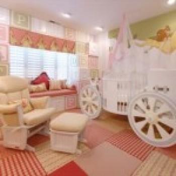 Fotos decoração de quarto bebe masculino e feminino Fotos Decoração de Quarto Bebê:  Masculino e Feminino