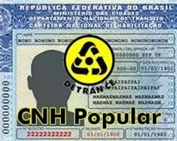 Inscrição Carteira Popular de Habilitação Grátis Ceará Inscrição Carteira Popular de Habilitação Grátis Ceará