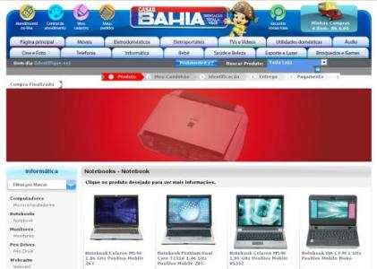 casas bahia online Casas Bahia Online