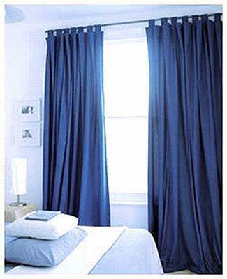 cortina1 Cortinas para Quarto de Casal   Fotos