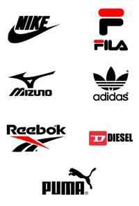logomarcas famosas Logomarcas Famosas