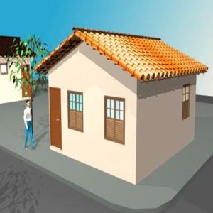 Modelos casas alvenaria construir seu lar pictures picture for Modelos de casas para construir
