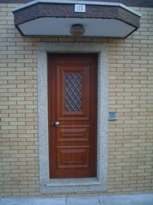 porta decorativa de madeira Portas Decorativas de Madeira