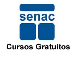 programa senac de gratuidade cursos gratuitos rj Programa Senac de Gratuidade: Cursos Gratuitos RJ