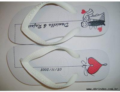sandalia6 Sandálias para Casamento de Dia   Sandálias Personalizadas