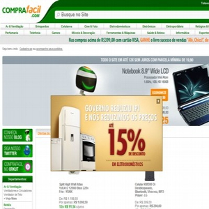 site compra facil www.comprafacil.com .br  Site Compra Fácil   www.comprafacil.com.br