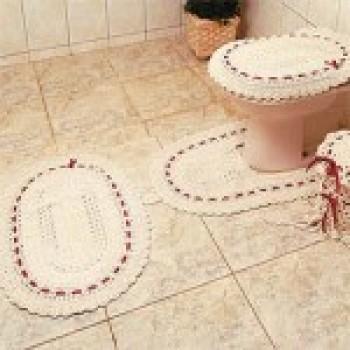 tapetes de barbante para banheiro fotos Tapetes de Barbante Para Banheiro | Fotos