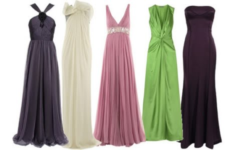 vestidos de formatura 2010 têndencias 2010 2011 2 Vestidos de Formatura: Tendências