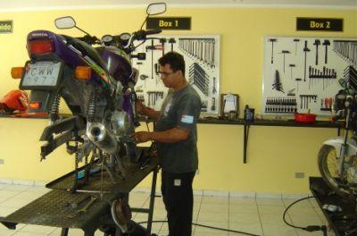 Curso de Mecânica de Motos Gratis Curso de Mecânica de Motos Grátis