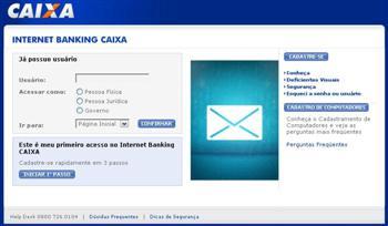 Internet Banking Caixa Economica Federal Internet Banking Caixa Econômica Federal