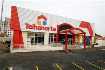 Lojas Telha Norte em SP Lojas Telha Norte em SP