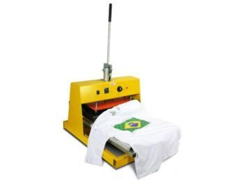 Maquina Para Estampar Camisetas Compacta Print Máquina Para Estampar Camisetas Compacta Print