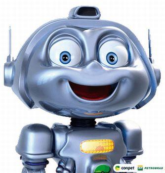 Robô Ed Conversa Robô Ed Conversa
