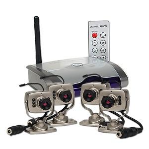 cameras de seguranca wireless Câmeras de Segurança Wireless