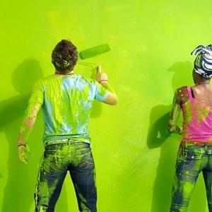 como pintar paredes Como Pintar Paredes
