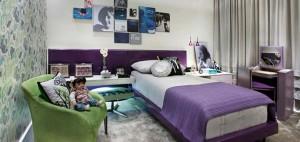decoracao quarto infantil 300x142 Quarto de Crianças Decorados