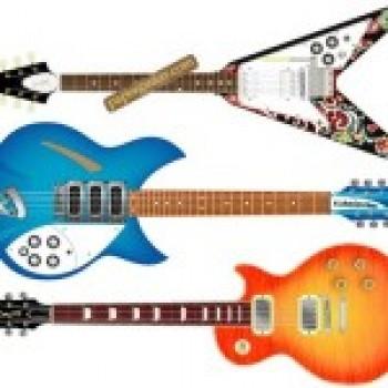 fotos de modelos de guitarras 1 Fotos de Modelos de Guitarras