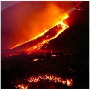 fotos de vulcões em erupção Fotos de Vulcões em Erupção