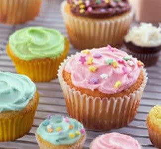 receita de cupcakes 1 Receita de Cupcakes
