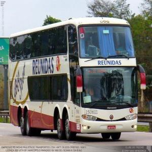 reunidas paulista onibus passagens e horários Reunidas Paulista: Ônibus Passagens e Horários