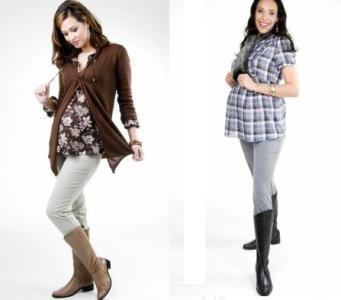 roupas para gestantes fotos 5 Roupas Para Gestantes: Fotos