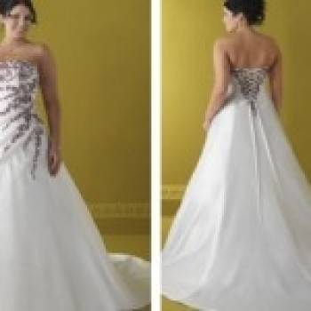 vestidos de noivas para gordas 2010 2011 fotos 2 Vestidos de Noivas Para Gordinhas 2010 2011   Fotos