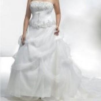 vestidos de noivas para gordas 2010 2011 fotos 6 Vestidos de Noivas Para Gordinhas 2010 2011   Fotos