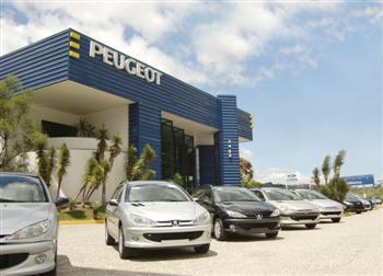 Concessionaria Peugeot Concessionária Peugeot