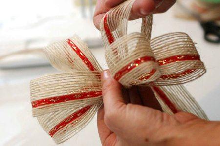 Laços de fitas para presentes Laços De Fitas Para Presentes