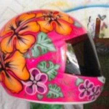 capacete5 Capacetes Para Motos Femininos