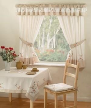 cortinas para cozinha com varão fotos 5 Cortinas Para Cozinha Com Varão   Fotos