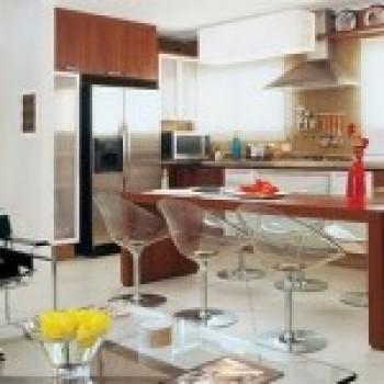cozinha americana apartamento pequeno fotos 2 Cozinha Americana Apartamento Pequeno   Fotos