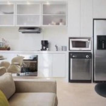 cozinha americana apartamento pequeno fotos 4 Cozinha Americana Apartamento Pequeno   Fotos