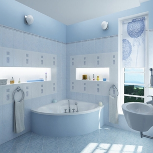 fotos de banheiros lindos   Fotos de Banheiros Lindos
