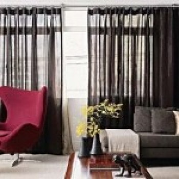 fotos de cortinas para sala de tv 2 Fotos de Cortinas Para Sala De TV