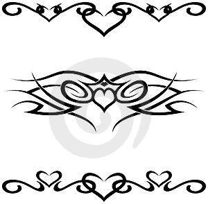 fotos tatuagens tribais Fotos de Tatuagens Tribais no Braço