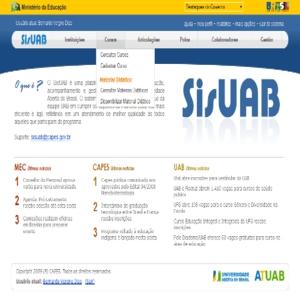 sisuab SisUAB   http://www.uab.capes.gov.br/sisuab/