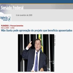 site senado federal Site Senado Federal   www.senado.gov.br