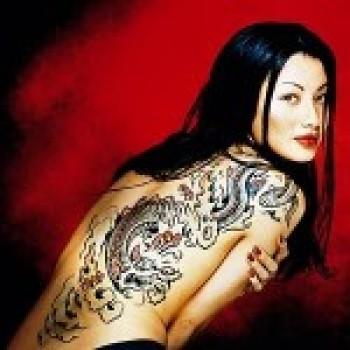 tatuagens femininas 2010 2011 5 Tatuagens Femininas 2012 2013