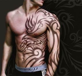 tatuagens tribais Fotos de Tatuagens Tribais no Braço