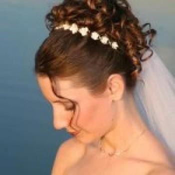 véu e grinalda de noiva fotos 2 Véu e Grinalda de Noiva   Fotos