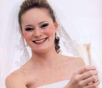 véu e grinalda de noiva fotos 5 Véu e Grinalda de Noiva   Fotos