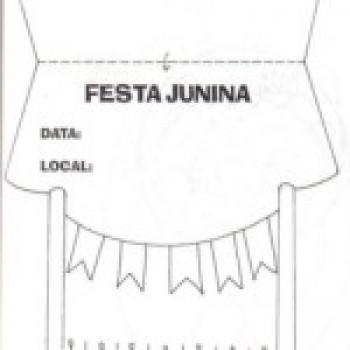 Convites para festa junina – dicas 2 Convites Para Festa Junina   Dicas