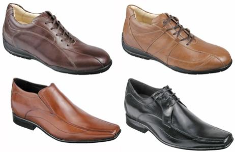 calçados masculinos samello coleção 2010 2011 Calçados Masculinos Samello: Coleção 2010 2011