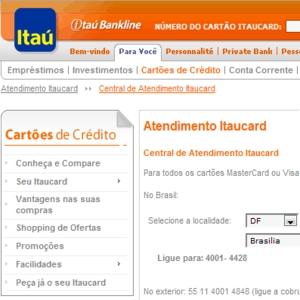 cartão tam itaucard Cartão TAM Itaucard
