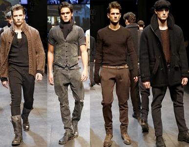 coleção de roupas masculina dolce gabbana Coleção De Roupas Masculinas Dolce & Gabbana